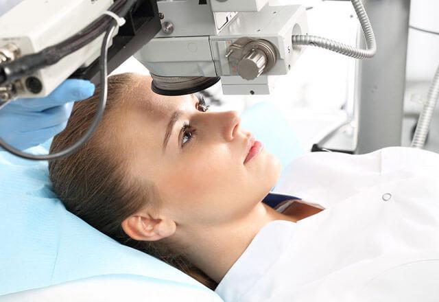 Astonishing Laser Eye Treatment